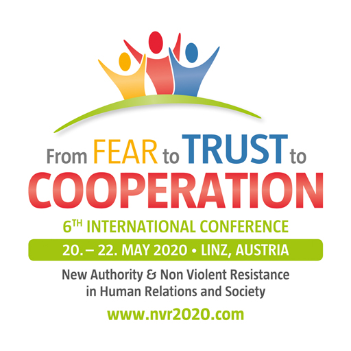 From fear to trust to cooperation. 6th International Conference